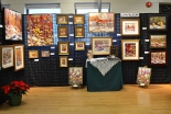 Gift of Art booth